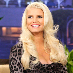Jessica Simpson, Jay Leno, Tonight Show with Jay Leno